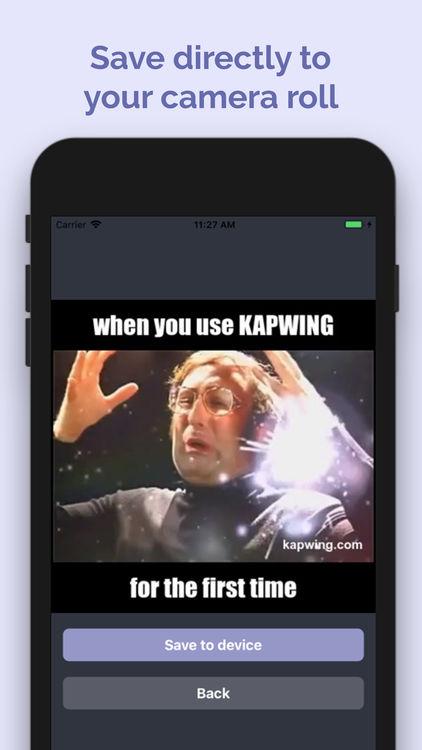 Product Kapwing
