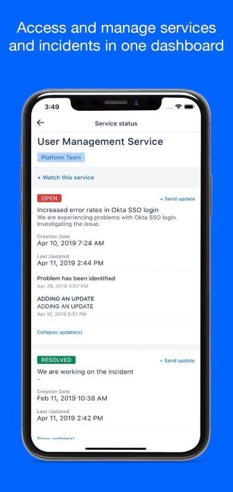 Product Opsgenie (Atlassian)