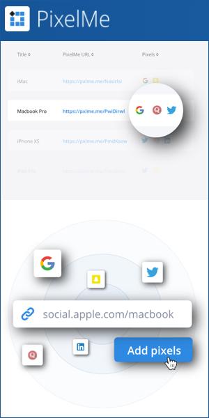 Product PixelMe