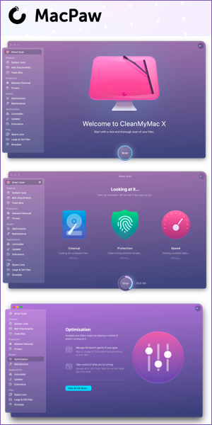 Product CleanMyMac X