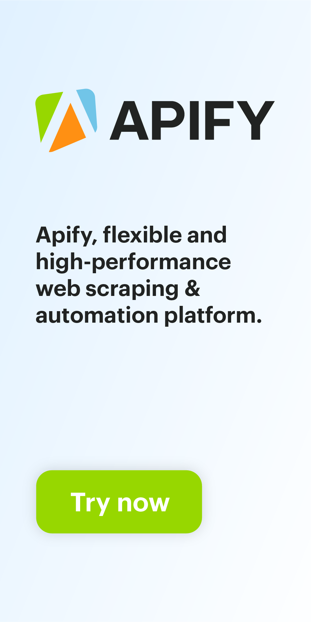 Product Apify